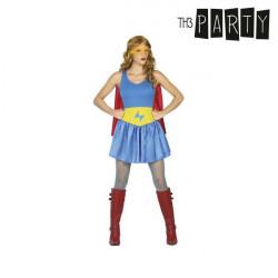 Costume for Adults Superheroine XXL