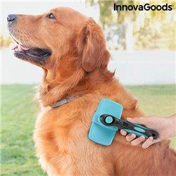 Spazzola di Pulizia con Denti Retrattili per Animali Domestici Groombot InnovaGoods