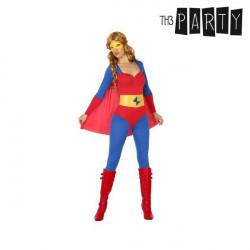 Disfraz para Adultos Superheroína XL