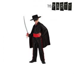 """Déguisement pour Enfants Zorro """"7-9 Ans"""""""