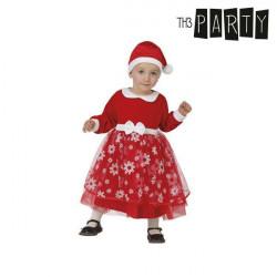 """Verkleidung für Babys Weihnachtsfrau """"0-6 Monate"""""""