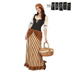 Costume for Adults Waitress XL
