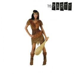 Costume per Adulti Th3 Party Donna cavernicola M/L