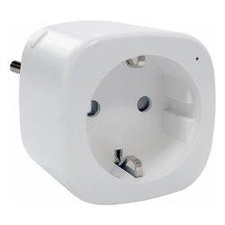 Presa Intelligente Denver Electronics 118141100000 Bianco