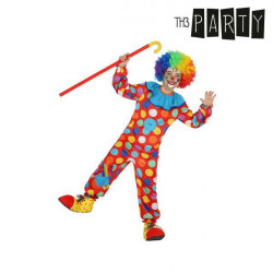 """Costume for Children Male clown """"5-6 Years"""""""