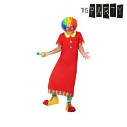 Costume per Adulti Pagliaccio M/L
