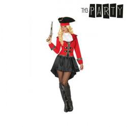 Verkleidung für Erwachsene Piratin M/L