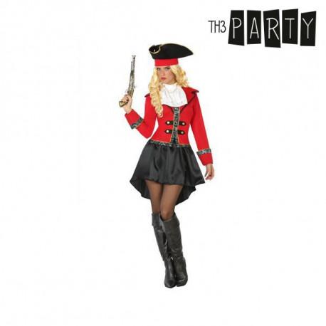 Verkleidung für Erwachsene Piratin XXL