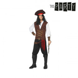 Costume for Adults Male pirate XS/S