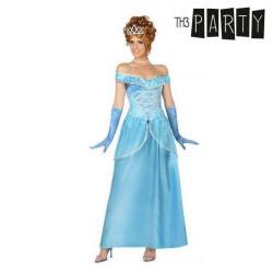 Verkleidung für Erwachsene Prinzessin XS/S