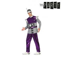 Costume per Adulti Robot XL