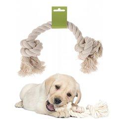 Corda con Doppio Nodo per Cani