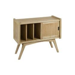 Mueble Auxiliar Madera de mindi Playwood (90 x 38 x 75 cm)