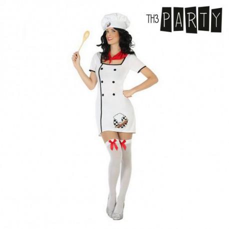 Costume per Adulti Cuoca XL