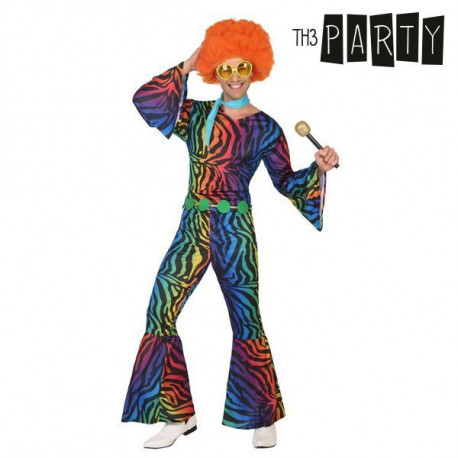 Costume for Adults Disco M/L