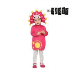 Costume per Neonati Drago Rosa 12-24 Mesi