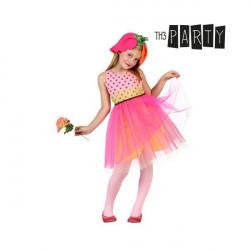 Costume per Bambini Fiore 10-12 Anni