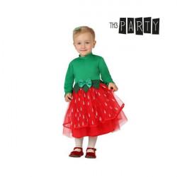 """Verkleidung für Babys Erdbeere """"0-6 Monate"""""""