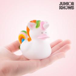 Paperella di Gomma Unicorn Junior Knows