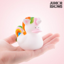 Unicorn Junior Knows Little Rubber Duck