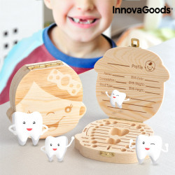 Boîte à Souvenirs pour Bébé InnovaGoods Garçon