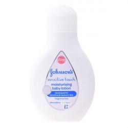 Loção Corporal Sensitive Touch Johnson's (250 ml)