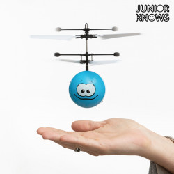 Balle Hélicoptère Funny Face Junior Knows