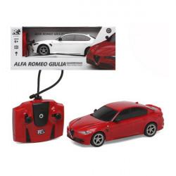 Télécommande Voiture Alfa Romeo 75030
