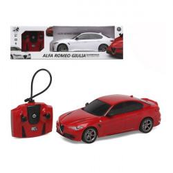 Carro Telecomandado Alfa Romeo 75078