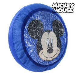 Magic Mermaid Sequin Cushion Mickey Mouse 19773