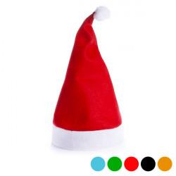 Cappello di Babbo Natale 148622 Azzurro