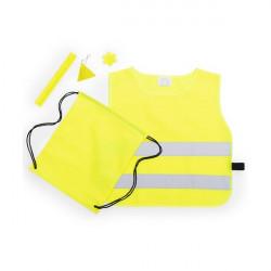 Conjunto de Segurança Infantil (5 pcs) (tamanho único) 145159 Amarelo
