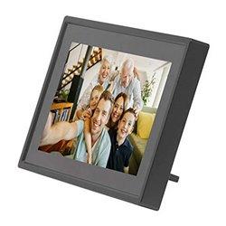 Denver Electronics PFF-711BLACK cornice per foto digitali 17,8 cm (7) Touch screen Wi-Fi Nero