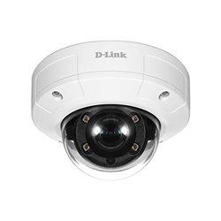 D-Link DCS-4605EV cámara de vigilancia Cámara de seguridad IP Exterior Almohadilla Techo 2592 x 1440 Pixeles