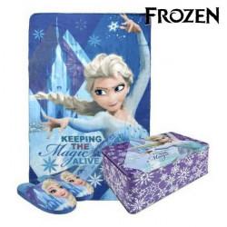 Metallbox mit Decke und Hausschuhen Frozen 70795 (3 pcs) 30-31