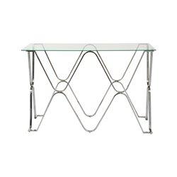 Ingresso Silver Waves (120 x 80 x 42 cm)