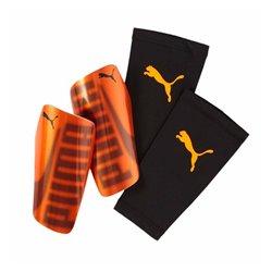 Parastinchi da Calcio Puma Standalone Arancio L Arancio