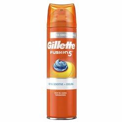 Gel da Barba Ultra Sensitive Gillette Fusion 5 (200 ml)