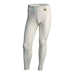 Pantaloni termici OMP Long Johns Crema (Taglia S)