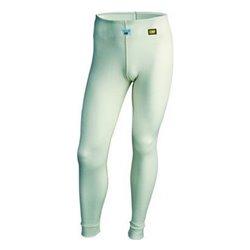 Pantaloni termici OMP Long Johns Crema L