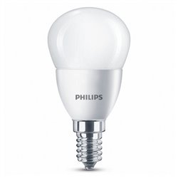 Philips 5.5W (40W) E14 Warm white Non-dimmable Luster