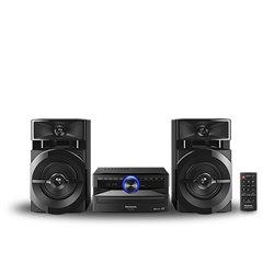 Impianto Stereo Panasonic Corp. SC-UX100E-K Bluetooth 300W