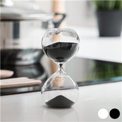 Horloge Sablier Timer (8 minutes) Blanc
