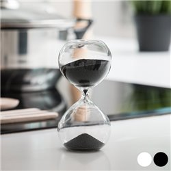 Timer Hourglass (8 minutes) White