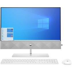 """PC da Tavolo HP 24-k0028ns 23.8"""" Intel Core I5 10400 8 GB RAM 512GB SSD"""
