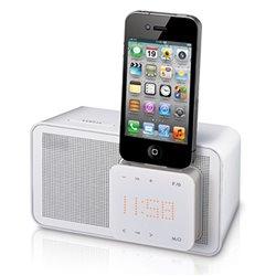 LG ND1520 Docking-Lautsprecher 1.0 Kanäle 5 W Weiß