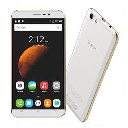 "Telefono Cellulare Cubot Dinosaur 5.5"" 4G 16 GB Quad Core Bianco"