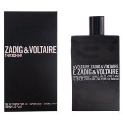 Profumo Uomo This Is Him! Zadig & Voltaire EDT 100 ml