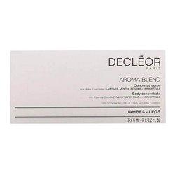 Olio Corpo Concentrato per le Gambe Aromablend Decleor 6 ml