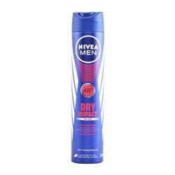 Deodorante Spray Men Dry Impacto Nivea 200 ml